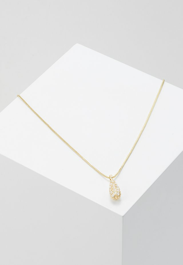 NECKLACE EMERY - Halskette - gold-coloured