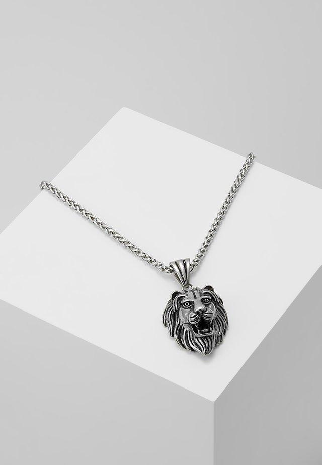 Smykke - silver-coloured