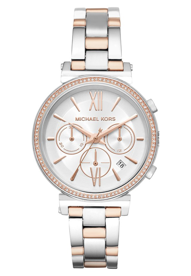 SOFIE - Ure - silver-coloured/rose gold-coloured