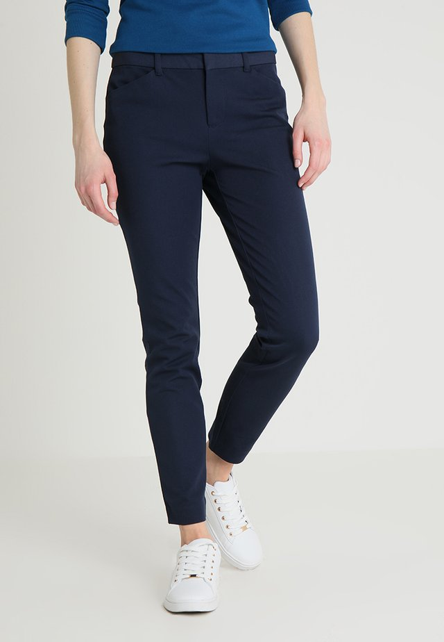 ANKLE BISTRETCH - Pantalones - true indigo