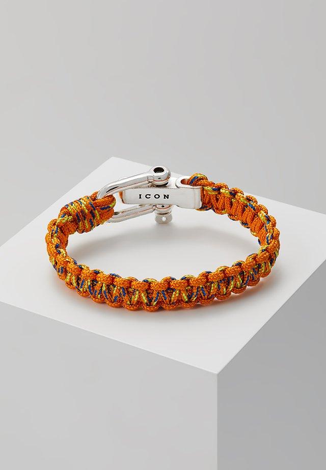 GRIP SHACKLE BRACELET - Armband - orange