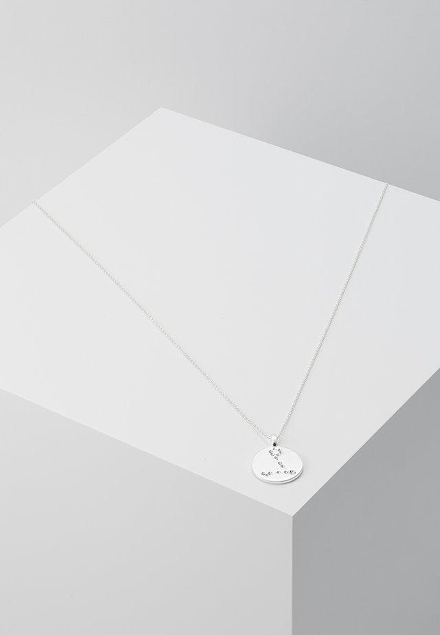 PISCES - Halskette - silver-coloured