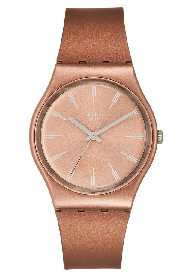 SANDBAYA - Reloj - rosegold-coloured