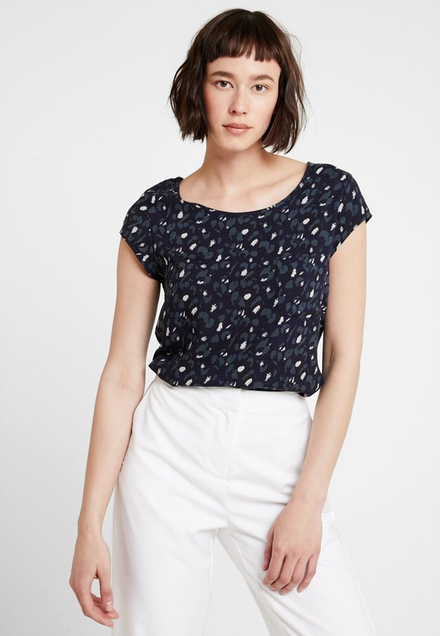 FLINKA LEO - Bluse - simply blue