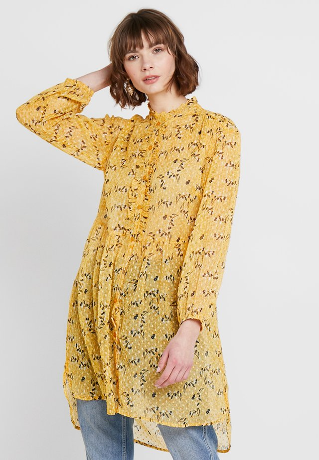 DIMITRA TUNIC - Blouse - cornsilk yellow