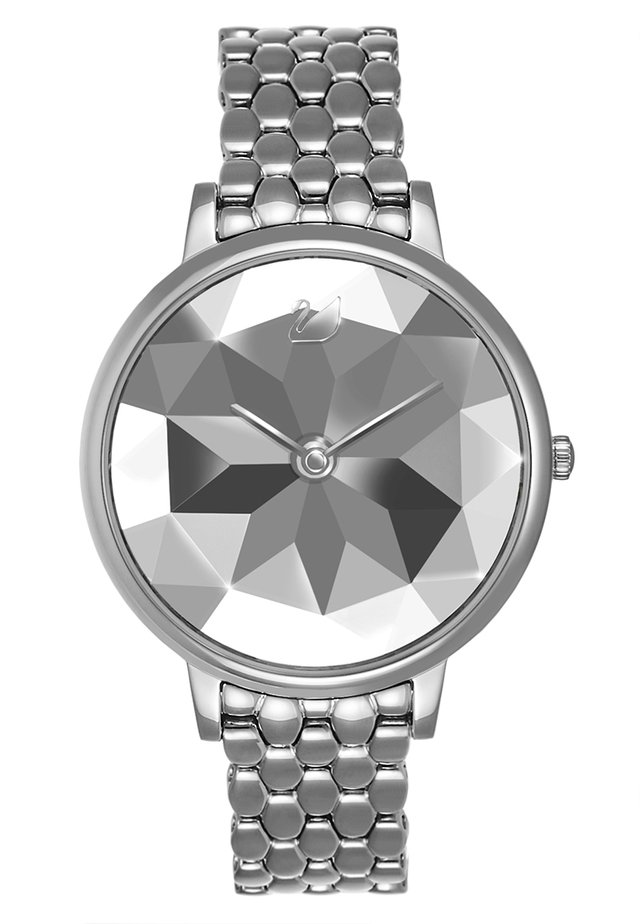 CRYSTAL LAKE - Reloj - silver-coloured