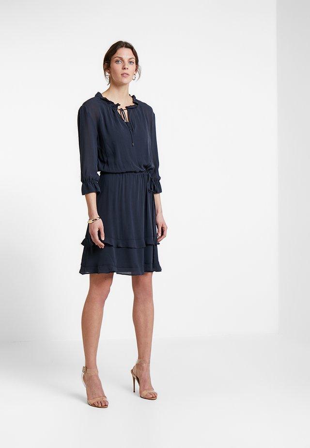 DAROSA - Day dress - blue grey