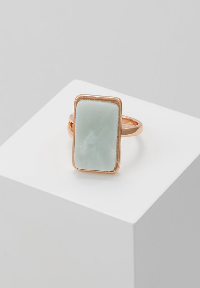INES - Ring - rosegold-coloured