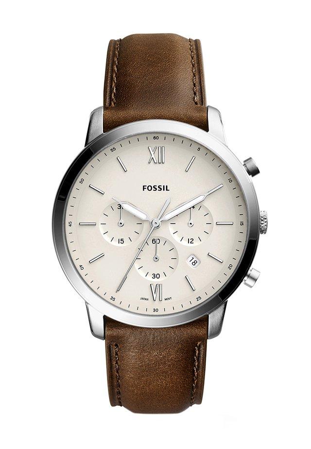 NEUTRA - Zegarek chronograficzny - braun