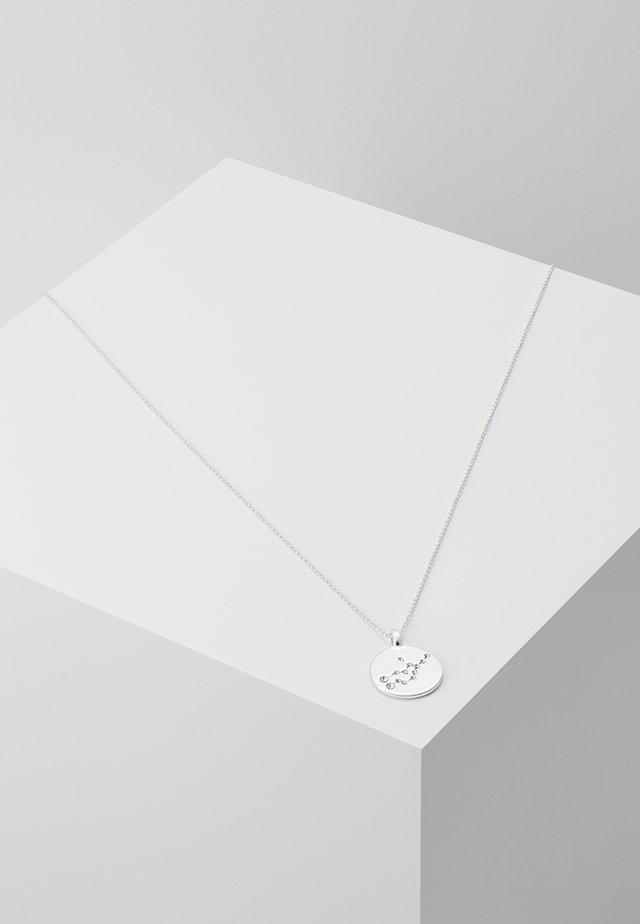 VIRGO - Halskette - silver-coloured