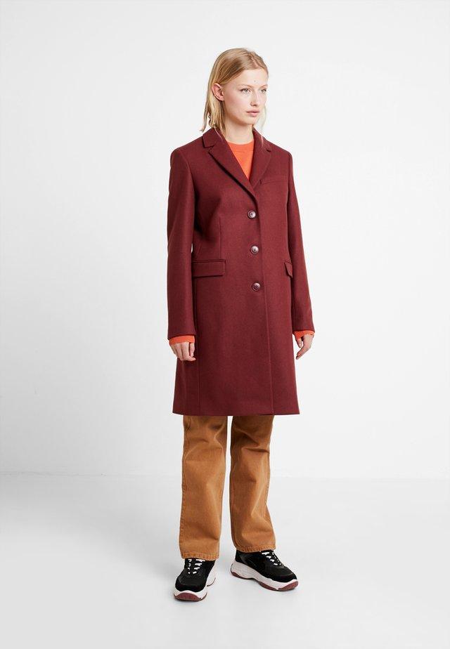 CROMBY COAT - Wollmantel/klassischer Mantel - red