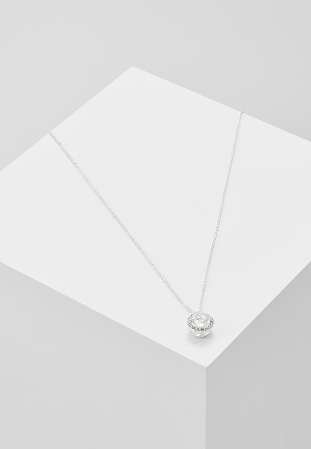 LISSY PENDANT NECK  - Smykke - clear/silver-coloured