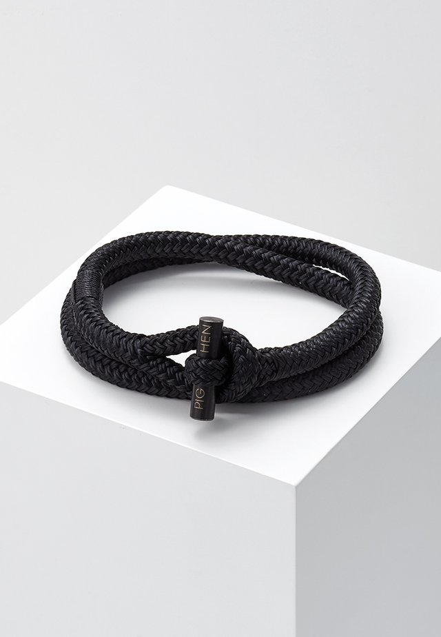 TINY TED - Armband - black