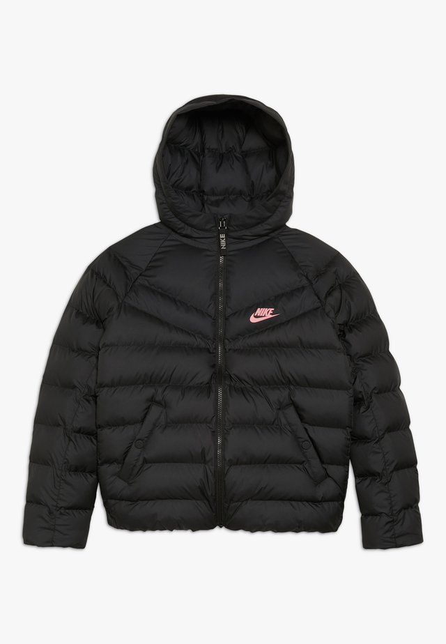 JACKET FILLED - Winter jacket - black