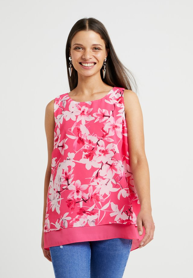 ORCHID OVER LAYER SHELL - Blus - pink