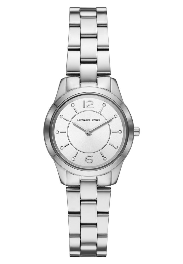 RUNWAY - Montre - silver-coloured