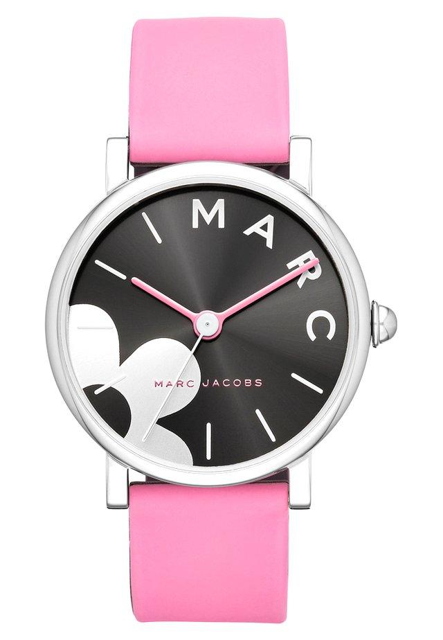 CLASSIC - Klokke - pink