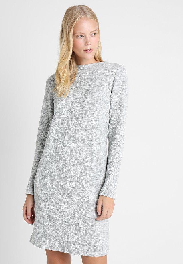 JERICK DRESS - Day dress - silver grey