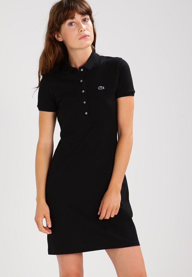 EF8470 - Košilové šaty - noir