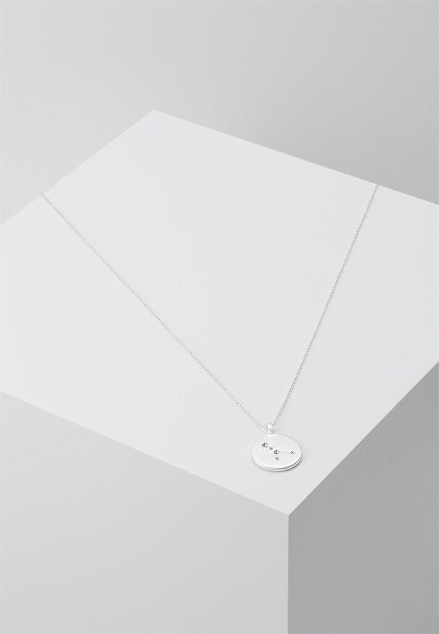 CANCER - Halskette - silver plated