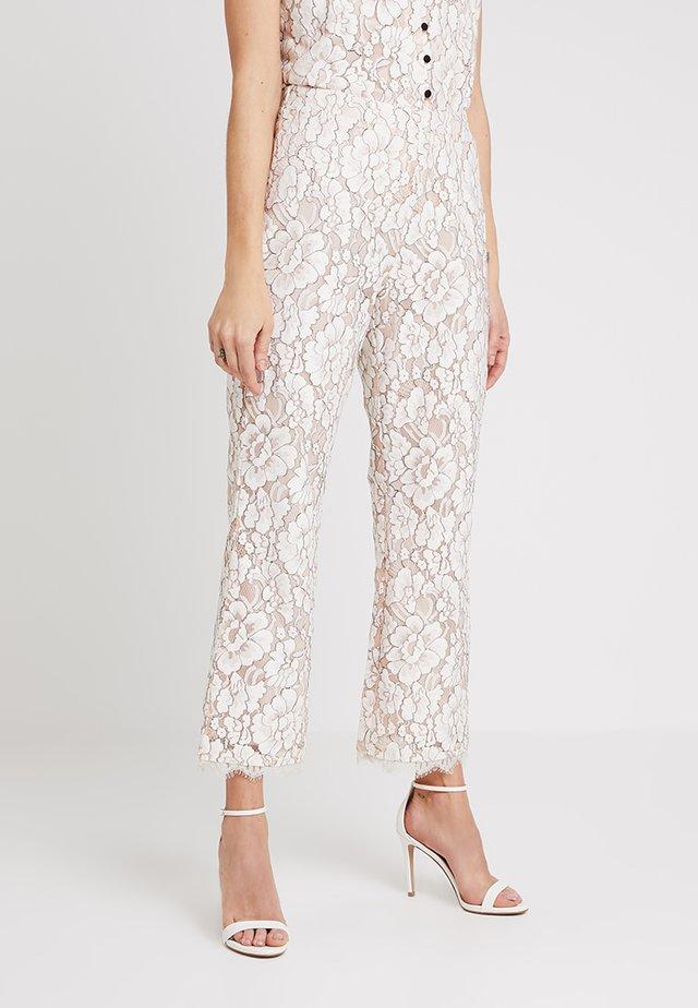 LISIE CULOTTE PANTS - Pantalones - contour blush