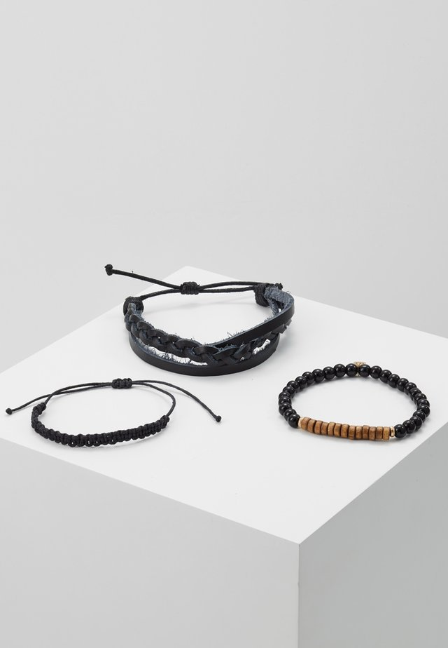 DUCK AND DIVE COMBO - Armbånd - black