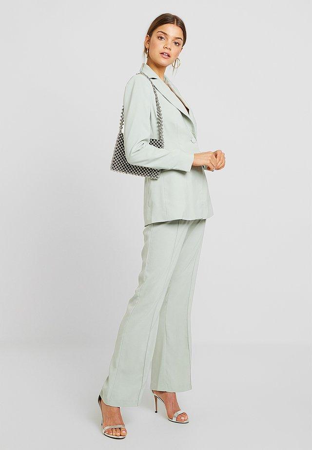 TROUSER - Pantaloni - mint