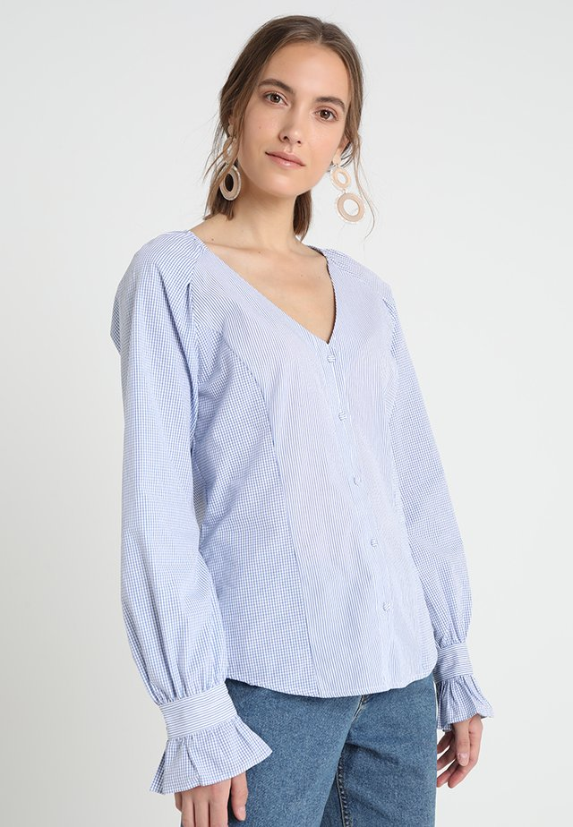 MIX - Camicetta - art blue