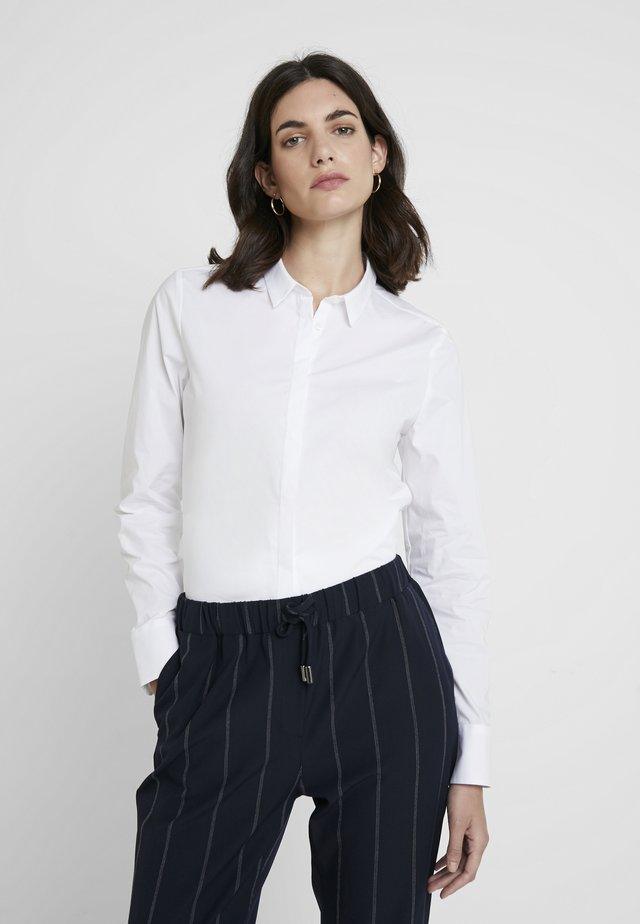 CELLY - Button-down blouse - white