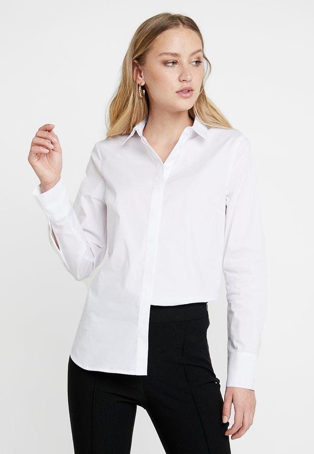 LANGARM - Camicia - white
