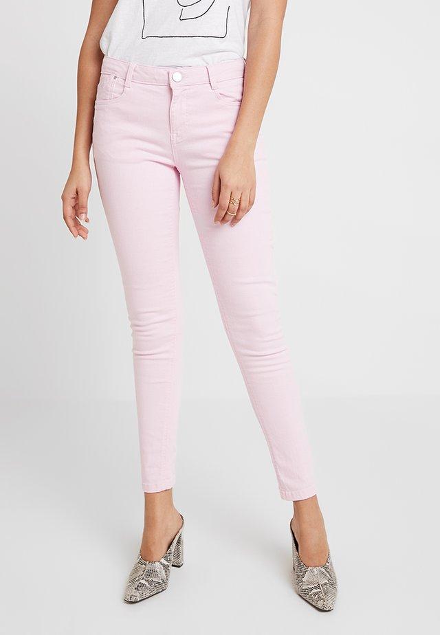 HARPER  - Skinny džíny - pink