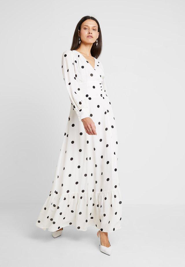 BOHEMIAN  - Maxi dress - vanilla