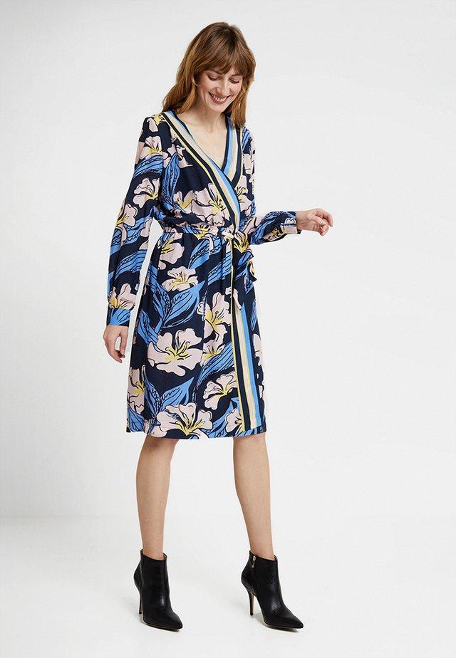DRESS SHORT - Vestito estivo - marine