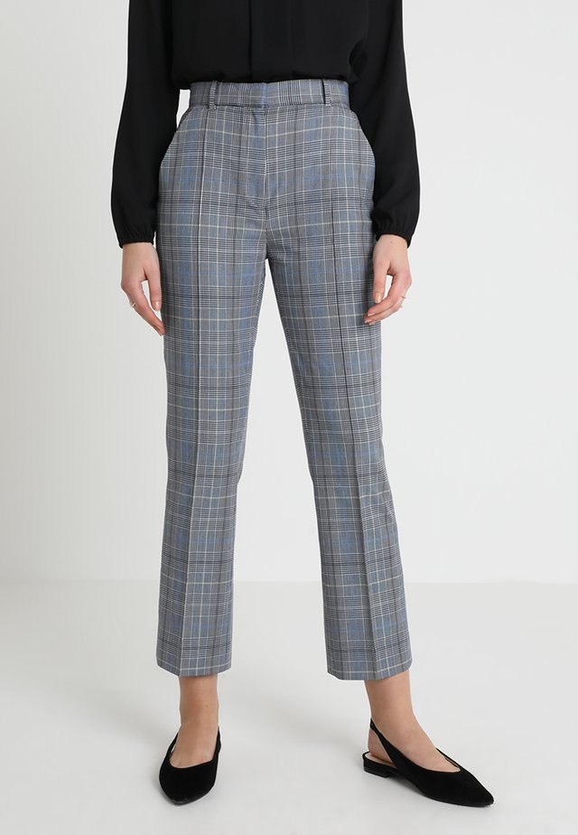 CROPPED PANTS - Pantaloni - multicoloured