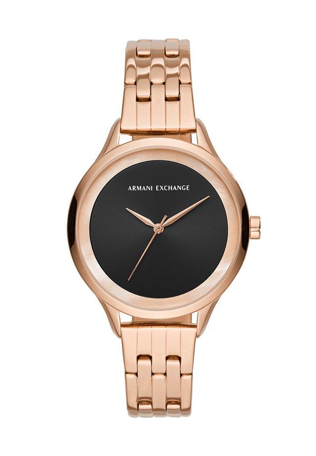 Reloj - roségold-coloured