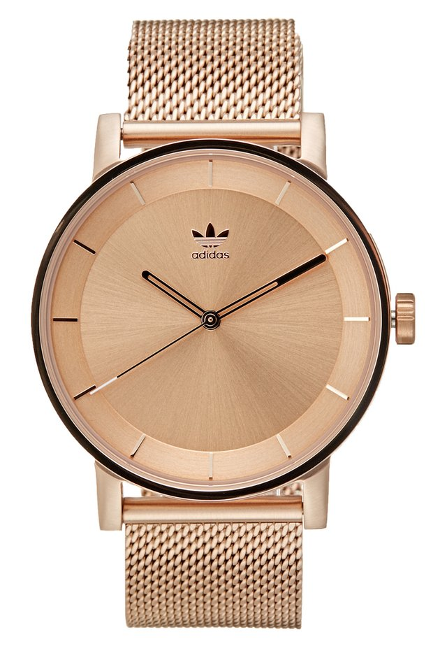 DISTRICT M1 - Watch - all rose gold-coloured