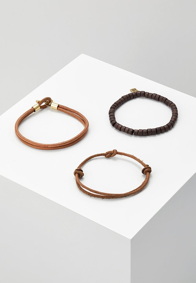 RECONNAISSANCE COMBO - Bracelet - brown
