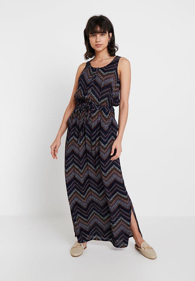 KAPARISA DRESS - Maxi dress - midnight marine