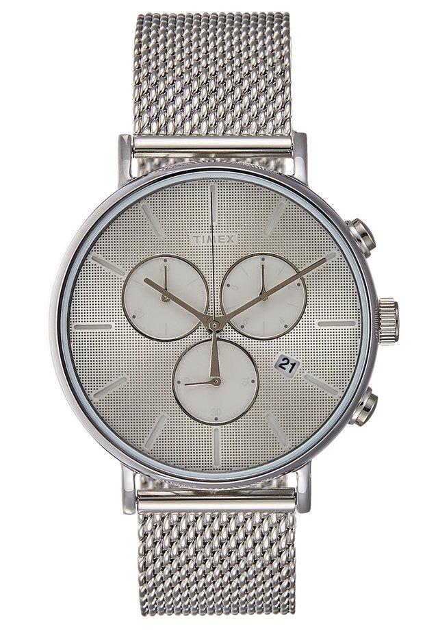 FAIRFIELD SUB SECOND - Cronografo - silver-coloured