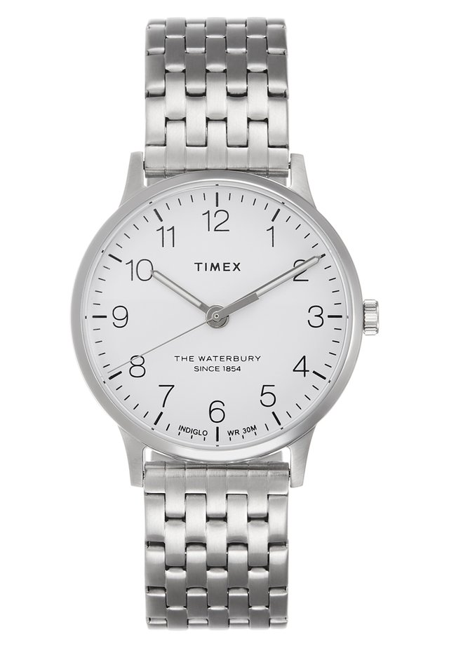 WATERBURY CLASSIC CASE AND BRACELET  - Uhr - silver-coloured