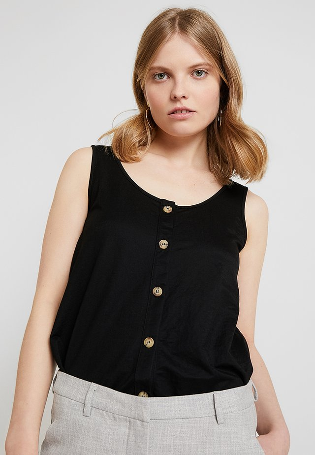 KNOT - Toppe - black