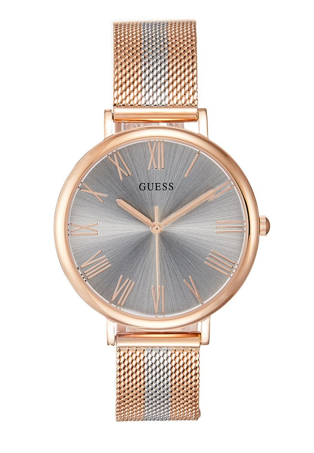 LADIES DRESS - Horloge - rose gold-coloured/silver-coloured