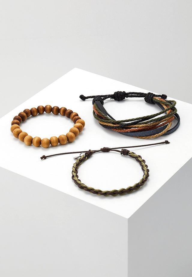 NICOYA 3 PACK - Armband - khaki