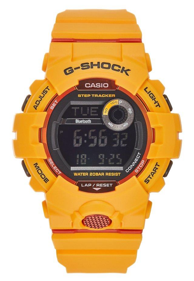 Digital watch - gelb