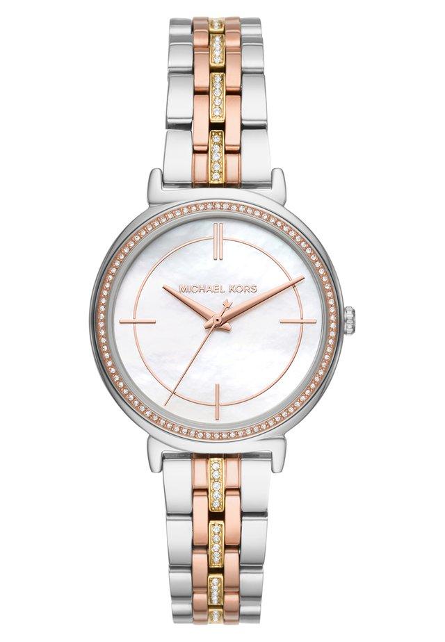 CINTHIA - Uhr - gold-coloured/roségold-coloured/silver-coloured
