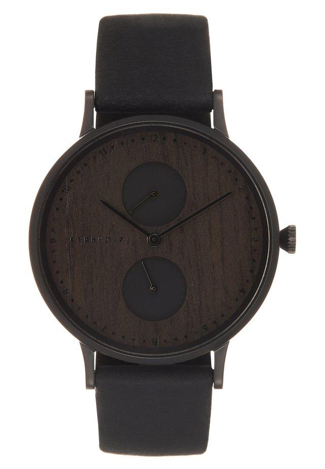CLARA  - Watch - black