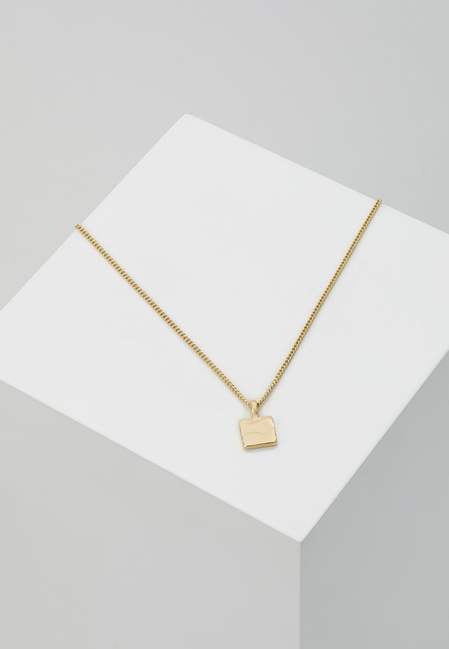NECKLACE SIENNA - Halskette - gold-coloured