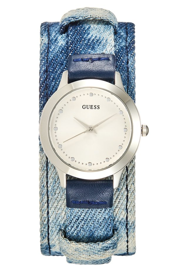 LADIES TREND - Watch - blue/silver-coloured