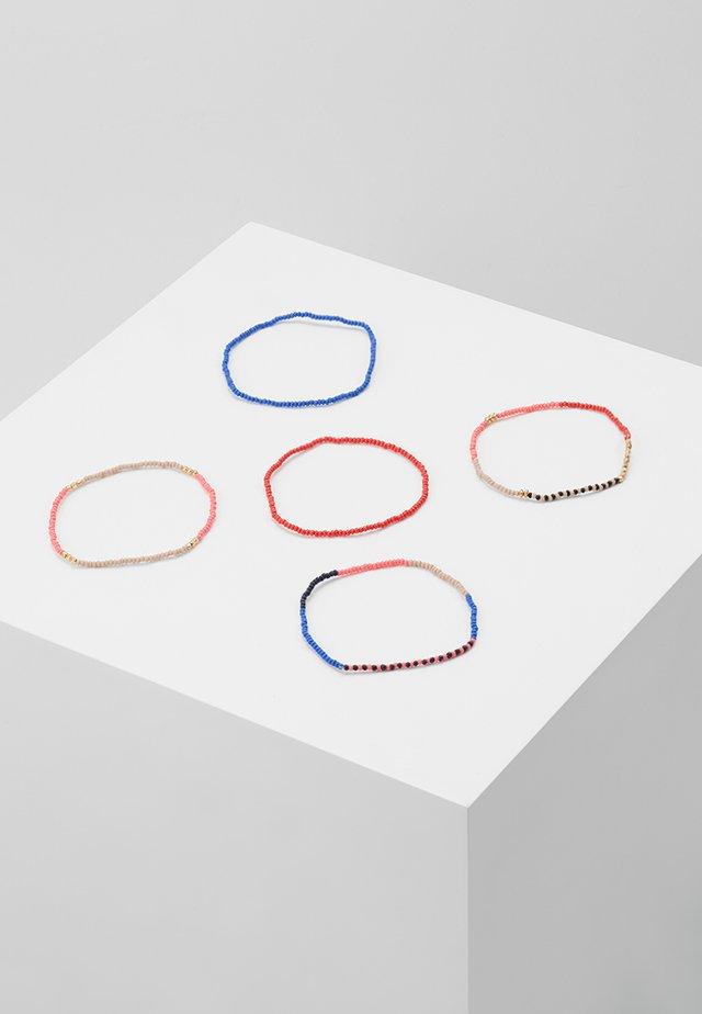ONLKAIA 5 PACK  BRACELETS  - Armbånd - dazzling blue