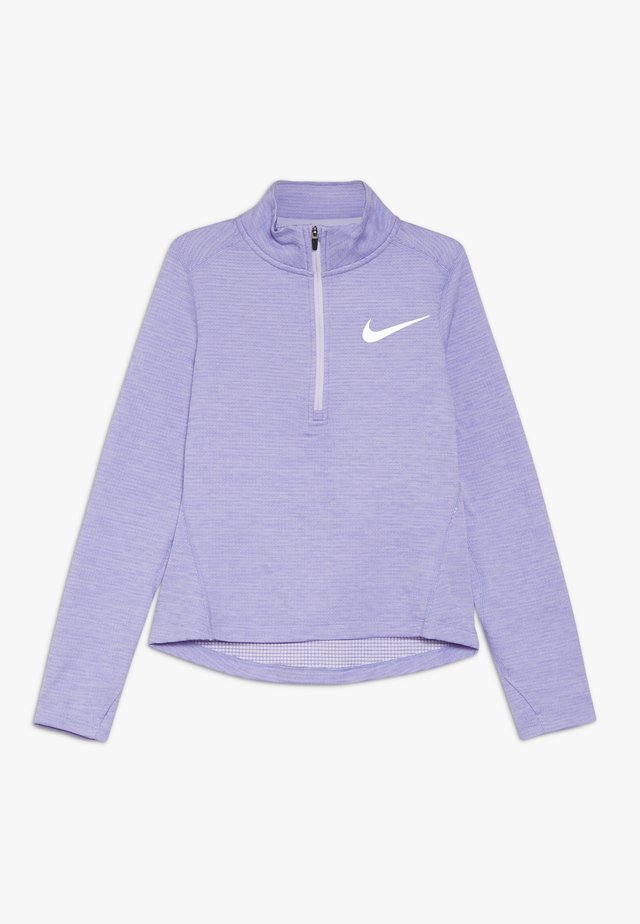 RUN - Funktionströja - lavender mist/medium violet